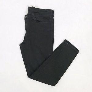 J BRAND Womens Black Op Jett Skinny Slim Leg Jeans